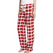 Concepts Sport Women's Atlanta Falcons Piedmont Flannel Pants