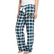Concepts Sport Women's Jacksonville Jaguars Piedmont Flannel Pants
