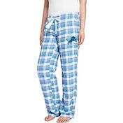 Concepts Sport Women's Detroit Lions Piedmont Flannel Pants