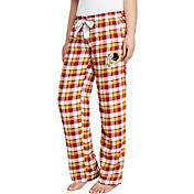 Concepts Sport Women's Washington Redskins Piedmont Flannel Pants