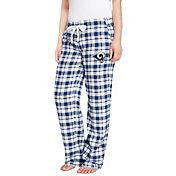 Concepts Sport Women's Los Angeles Rams Piedmont Flannel Pants