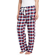 Concepts Sport Women's Houston Texans Piedmont Flannel Pants