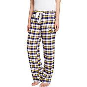 Concepts Sport Women's Minnesota Vikings Piedmont Flannel Pants
