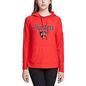 Concepts Sport Women's Florida Panthers Fairway Red Pullover Sweatshirt