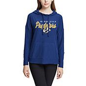Concepts Sport Women's Nashville Predators Fairway Navy Pullover Sweatshirt