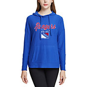 Concepts Sport Women's New York Rangers Fairway Royal Pullover Sweatshirt