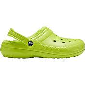 Crocs Adult Classic Fuzz-Lined Clogs