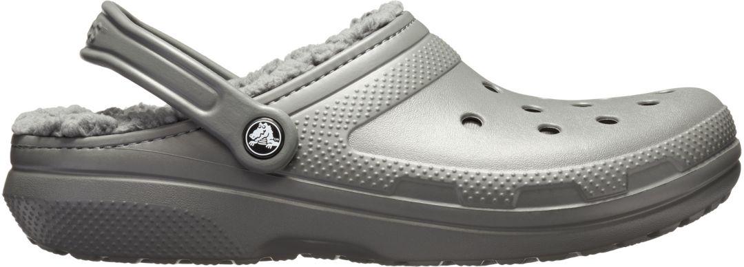 Crocs Men/'s /& Women/'s Classic Fuzz Lined Realtree Choose SZ//color