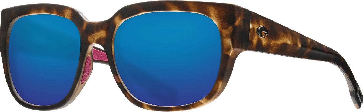 Costa Del Mar Women's Waterwoman 580G Polarized Sunglasses