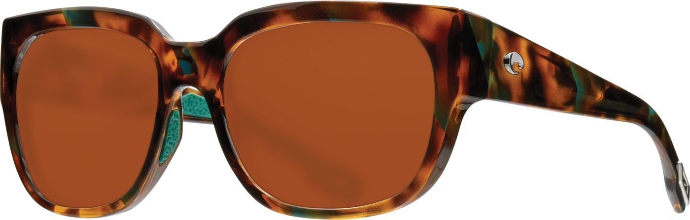 Costa Del Mar Women's Waterwoman 580P Polarized Sunglasses