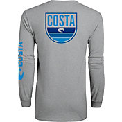 Costa Del Mar Men's Broadside Long Sleeve T-Shirt