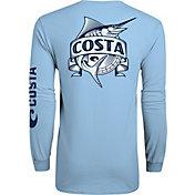 Costa Del Mar Men's Broadside Long Sleeve T-Shirt