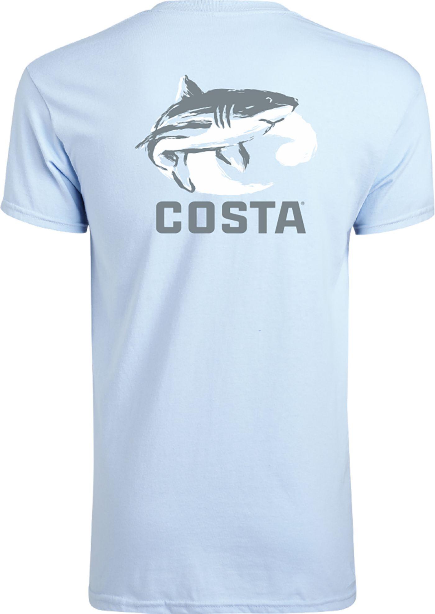 Costa Del Mar Men's Ocearch Wave Shark T-Shirt