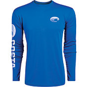 Costa Del Mar Tech Crew Men's Long Sleeve Performance Shirt