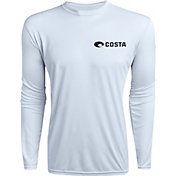 Costa Del Mar Men's Tech Pride Long Sleeve Performance Shirt
