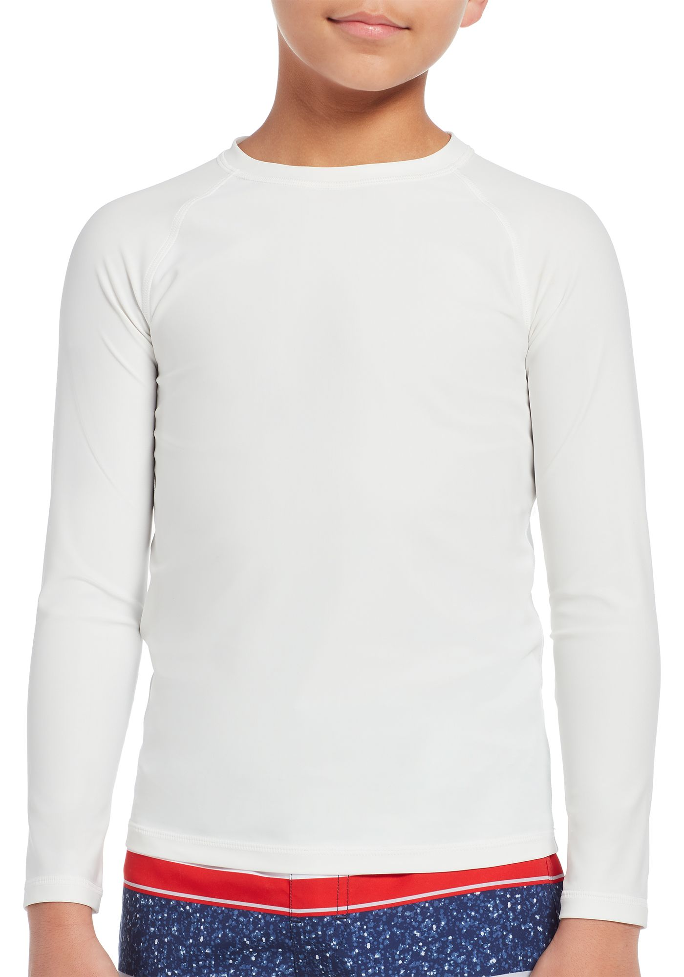 DSG Boys' Corey Long Sleeve Rash Guard