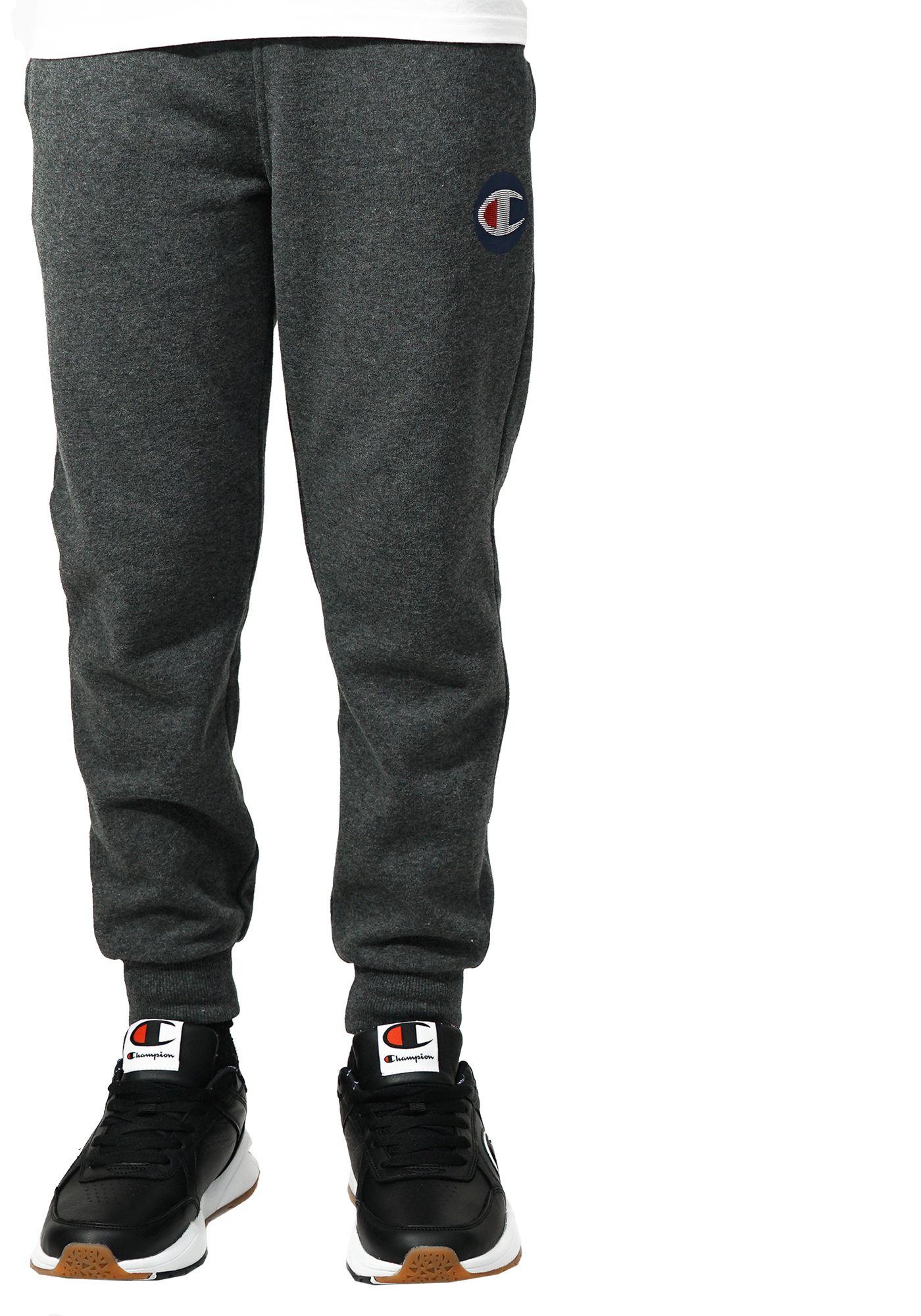 Champion Boy's Logo Jogger Pants
