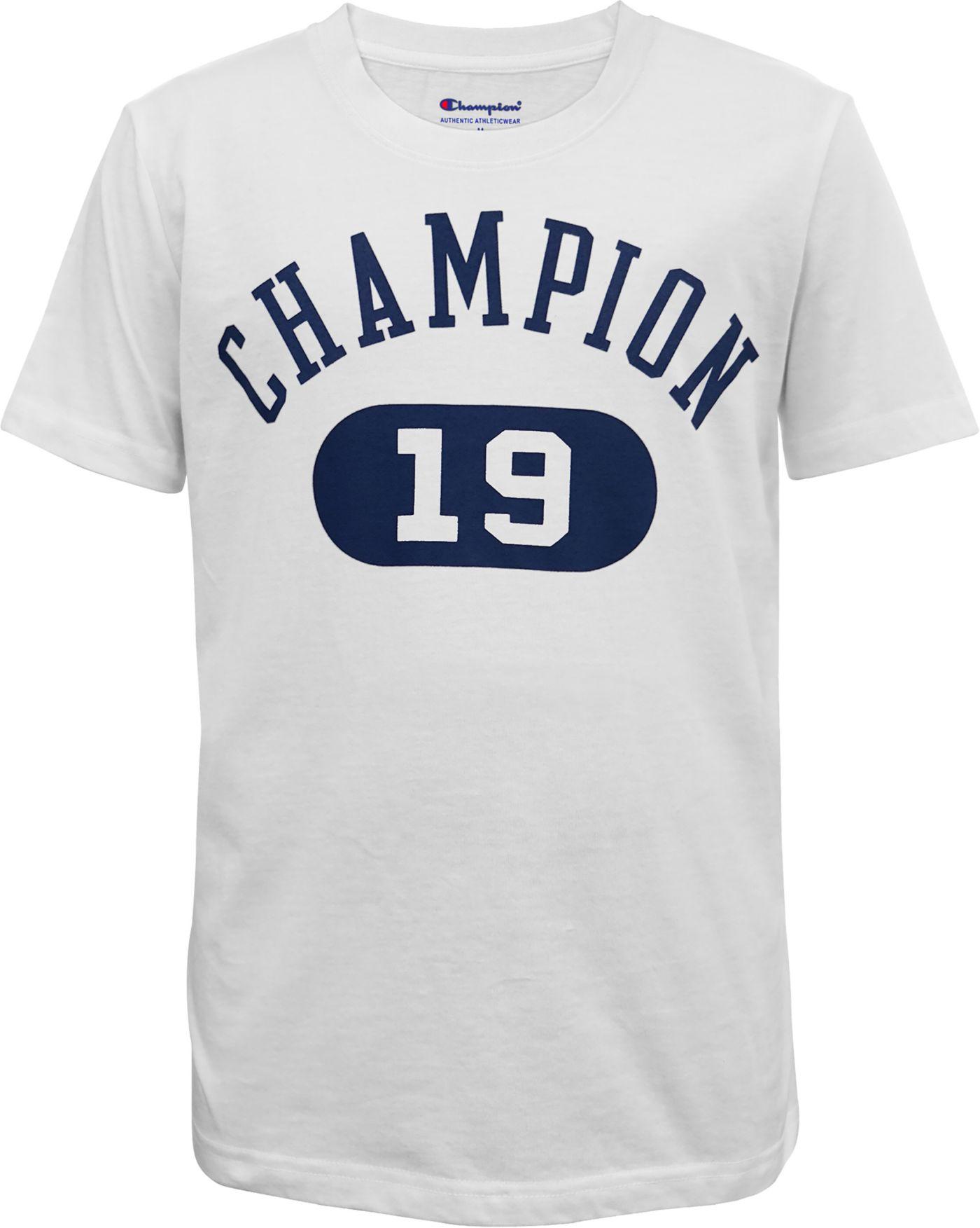 Champion Boys' Graphic T-Shirt