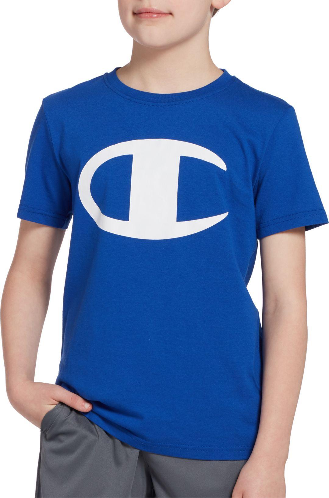86cf82b6 Champion Boys' Heritage Graphic T-Shirt   DICK'S Sporting Goods