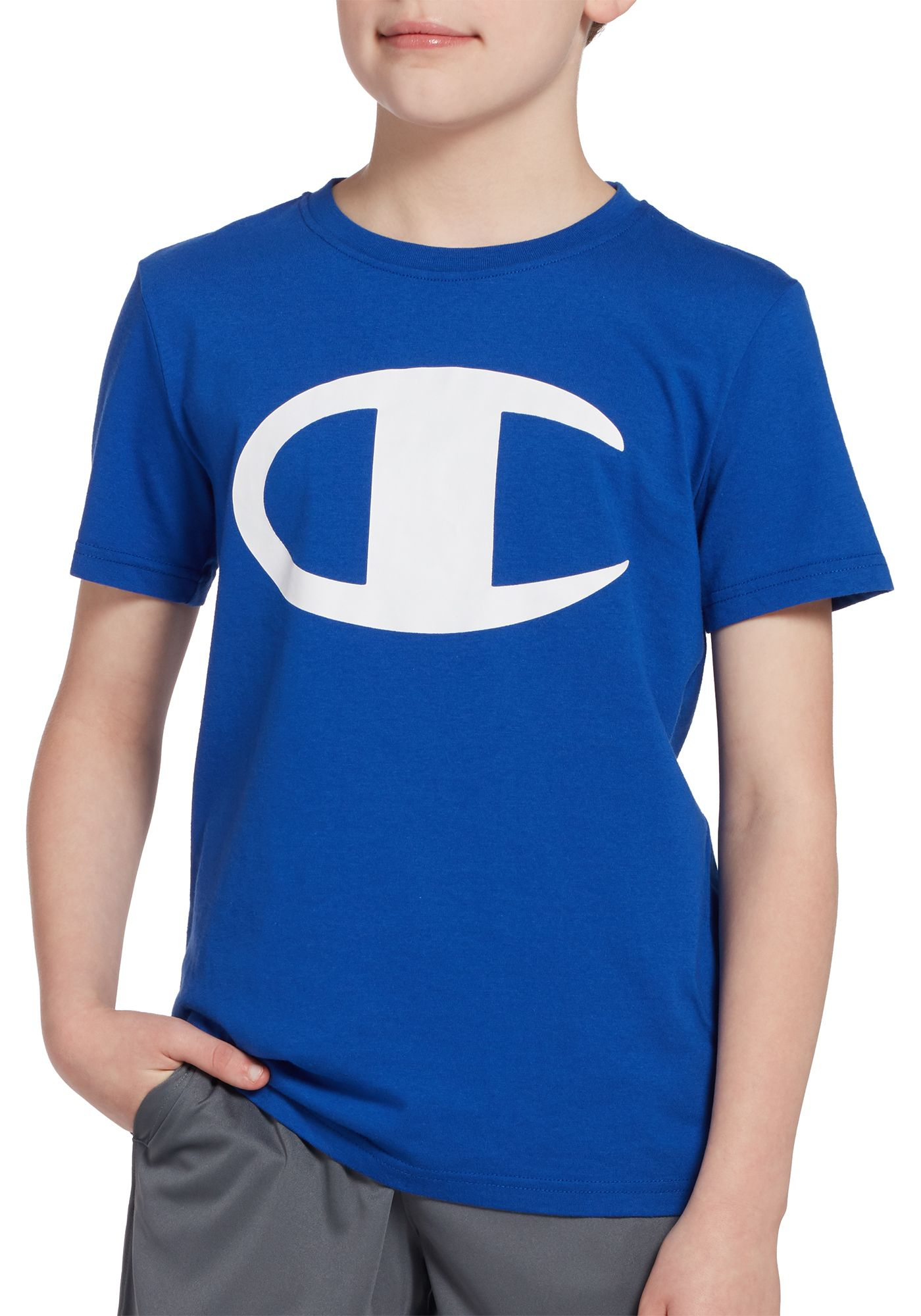 Champion Boys' Heritage Graphic T-Shirt