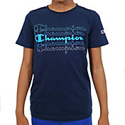Champion Boys' Multi Script Graphic T-Shirt