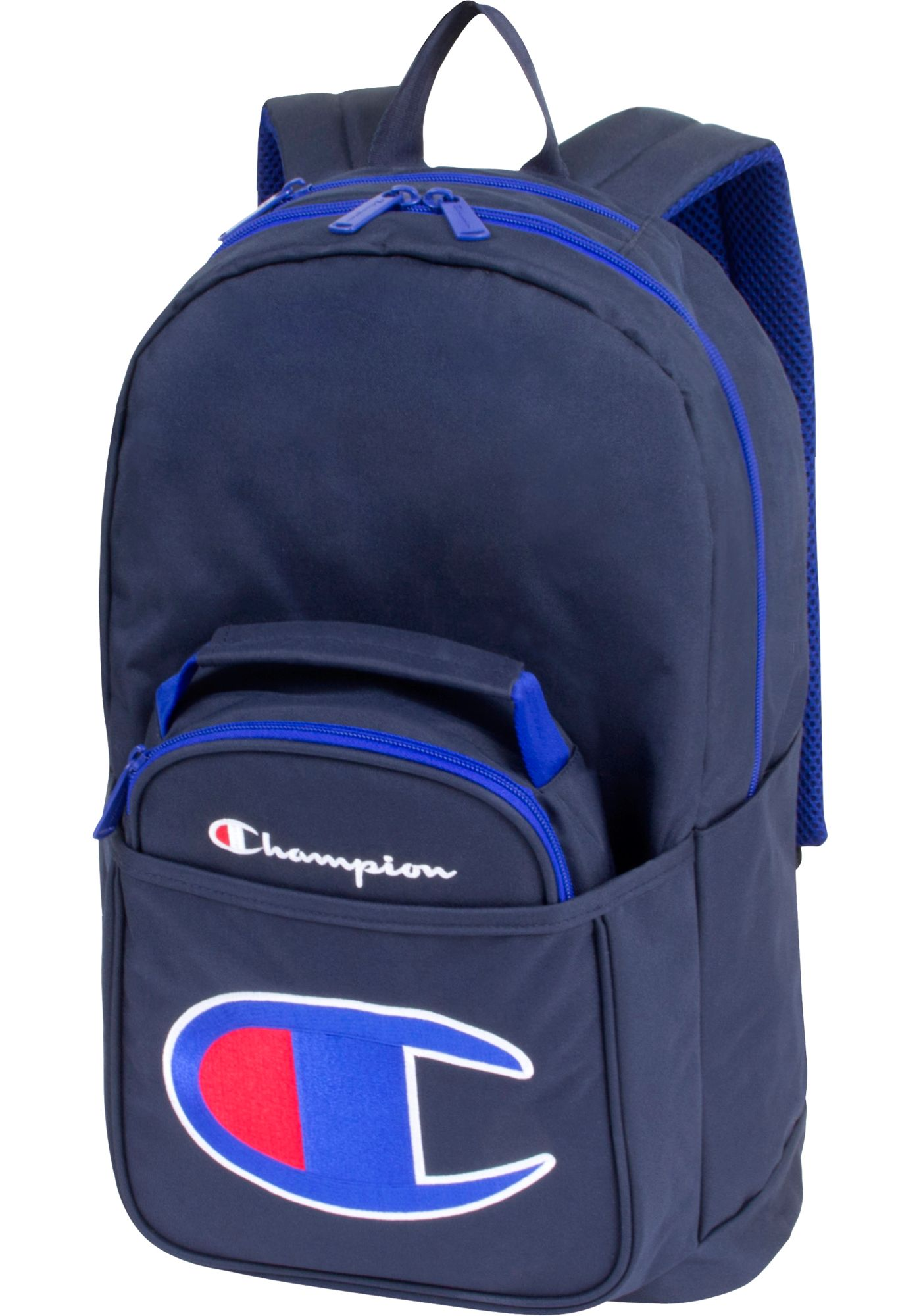 Champion Girls' Supercize Backpack with Removable Lunch Kit