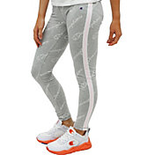Champion Girl's Script Print Leggings