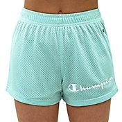 Champion Girls' Core Mesh Shorts