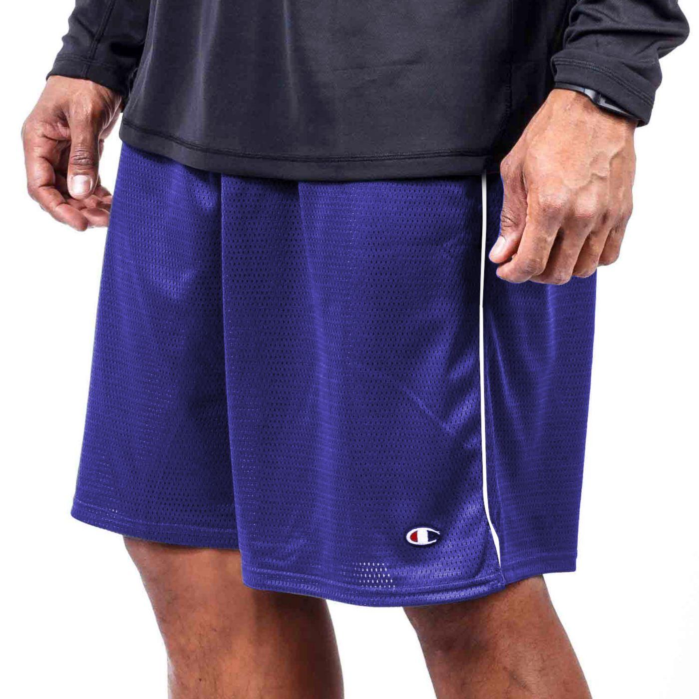 Champion Men's Big & Tall Mesh Short