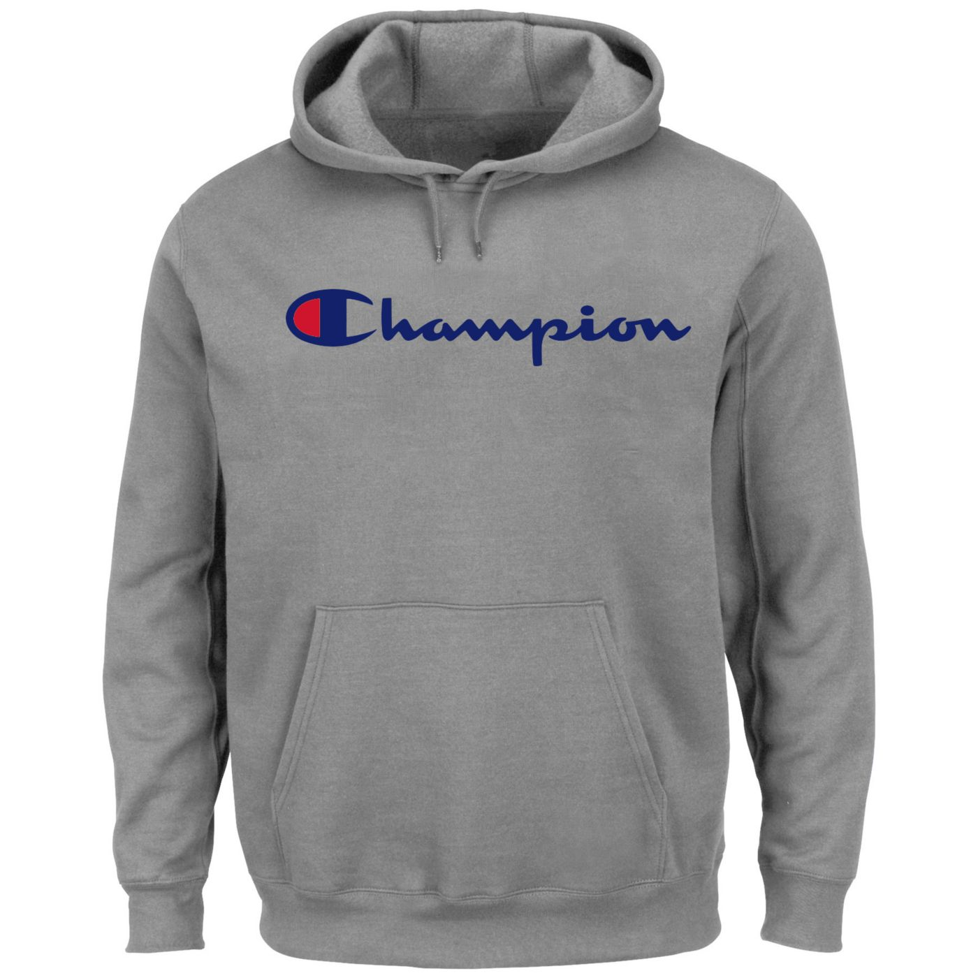Champion Men's Big & Tall Graphic Hoodie (Regular and Big & Tall)