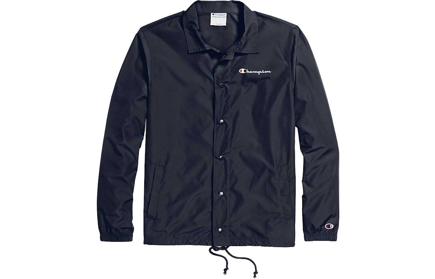 Champion Men's Classic Coaches Jacket