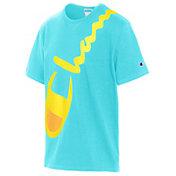 Champion Life Men's Heritage Over The Shoulder Script T-Shirt