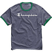 Champion Men's Jersey Ringer Graphic Tee