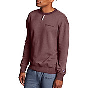Champion Men's Heritage Heather YC Crewneck Sweatshirt