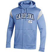 Champion Men's North Carolina Tar Heels Carolina Blue Field Day Full-Zip Hoodie