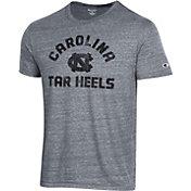 Champion Men's North Carolina Tar Heels Grey Ultimate T-Shirt