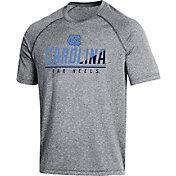 Champion Men's North Carolina Tar Heels Grey Persistent T-Shirt