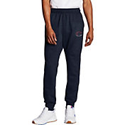 Champion Men's Powerblend Fleece C Logo Joggers