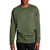Champion Men's Powerblend Fleece Crewneck Sweatshirt (Regular and Big & Tall)