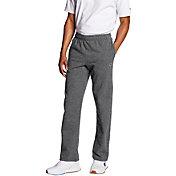 Champion Men's Powerblend Fleece Open Bottom Pants (Regular and Big & Tall)
