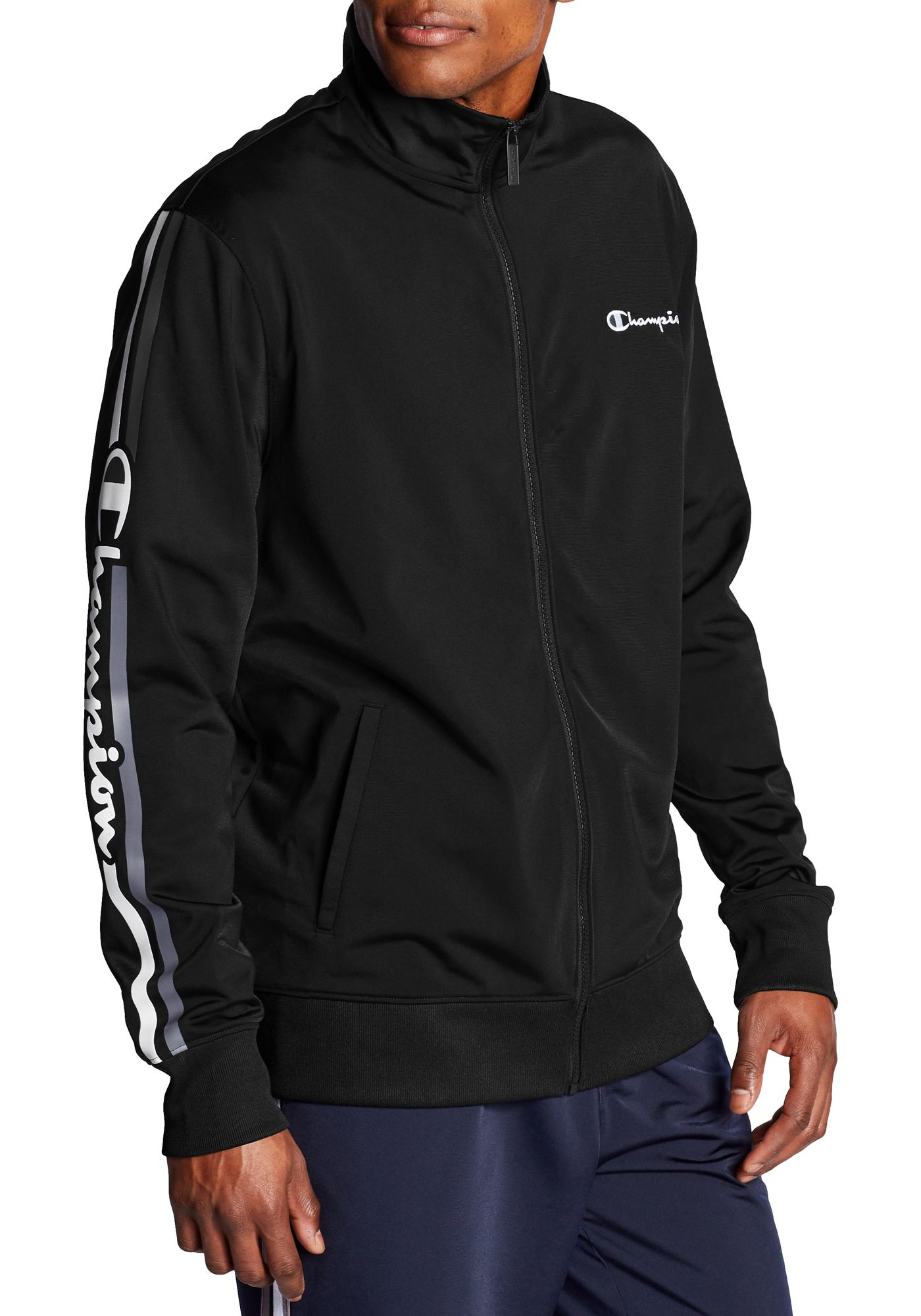 Champion Men's Track Jacket
