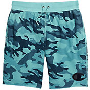 Champion Men's Vintage Camo Fleece Shorts