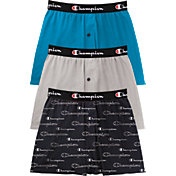 Champion Men's Everyday Active Boxers – 3 Pack