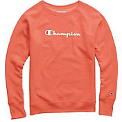 Champion Women's Fleece Boyfriend Crew