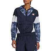 Champion Women's Nylon Warm-Up Jacket