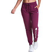 Champion Women's PowerBlend Fleece Jogger Pants