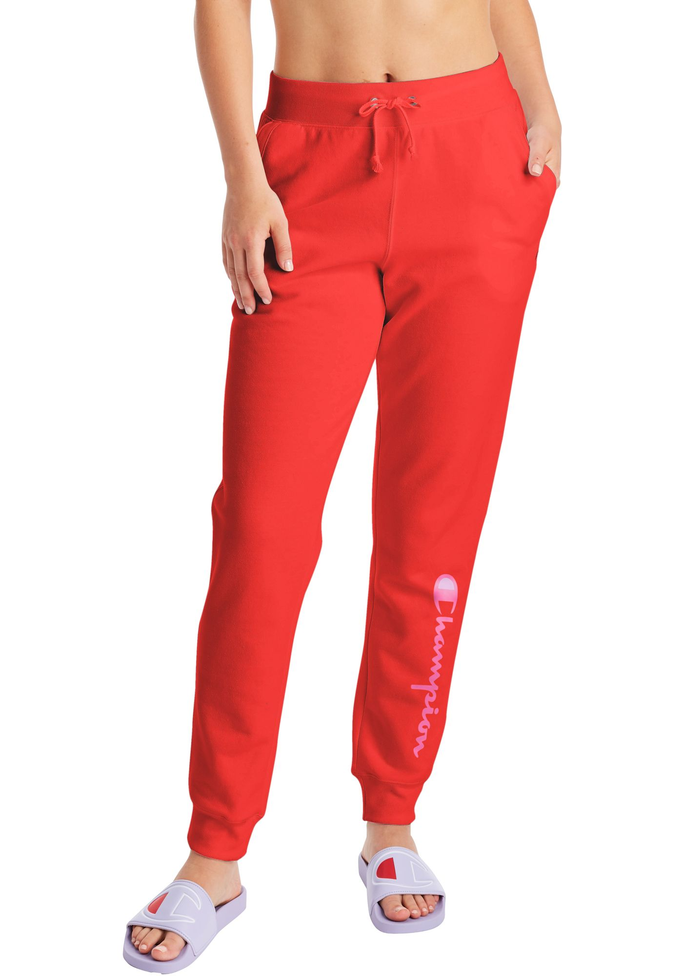 Champion Women's PowerBlend Fleece Jogger