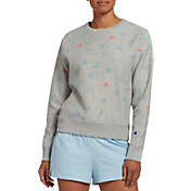 Champion Women's Reverse Weave Pattern Crew