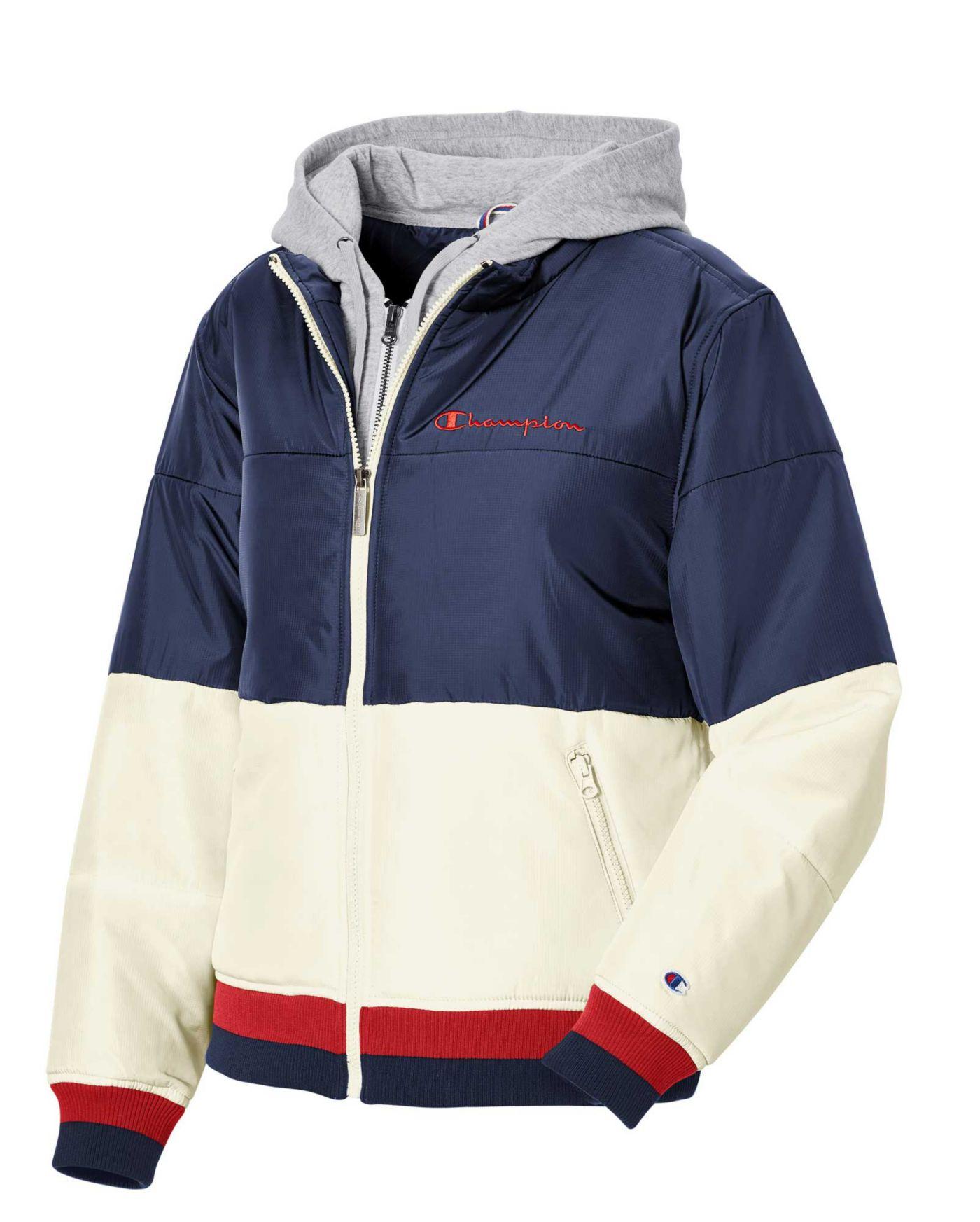 Champion Women's Stadium Puffer Jacket