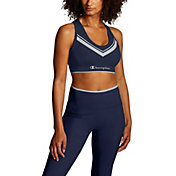Champion Women's Sweatshirt Chevron Racerback Sports Bra